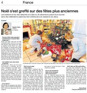 Noel (Ouest France 24:12:14)